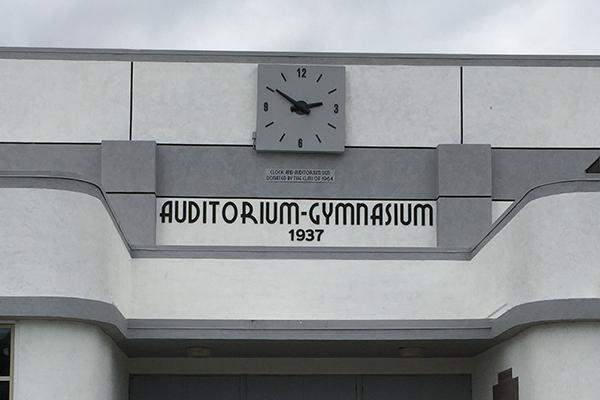 1937 Old Gym
